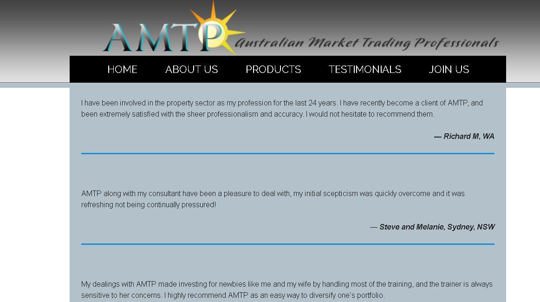 AMTP_fake_testimonials